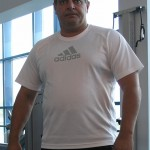 Тренер-инструктор тренажёрного зала Базиянц Сергей