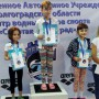 Елизавета Чуприкова, Алиса Ладонина и Екатерина Дородникова (Фото: www.spartak-volgograd.com)
