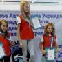 Екатерина Крюкова, Ангелина Свистунова и Варвара Земскова (Фото: www.spartak-volgograd.com)